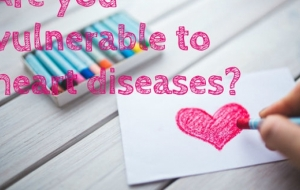 Are You Vulnerable To Heart Diseases?