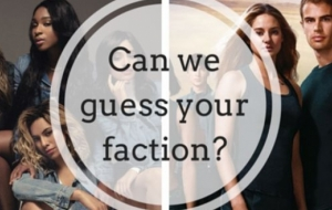 Can we guess what Divergent faction you belong to, based on your fave Fifth Harmony girl?