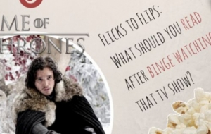 What should you read to fill the void until Game of Thrones season 7?