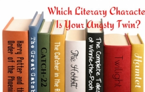 Which Literary Character Is Your Angsty Twin?